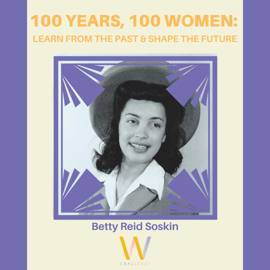 Betty Reid Soskin, 1921- Present