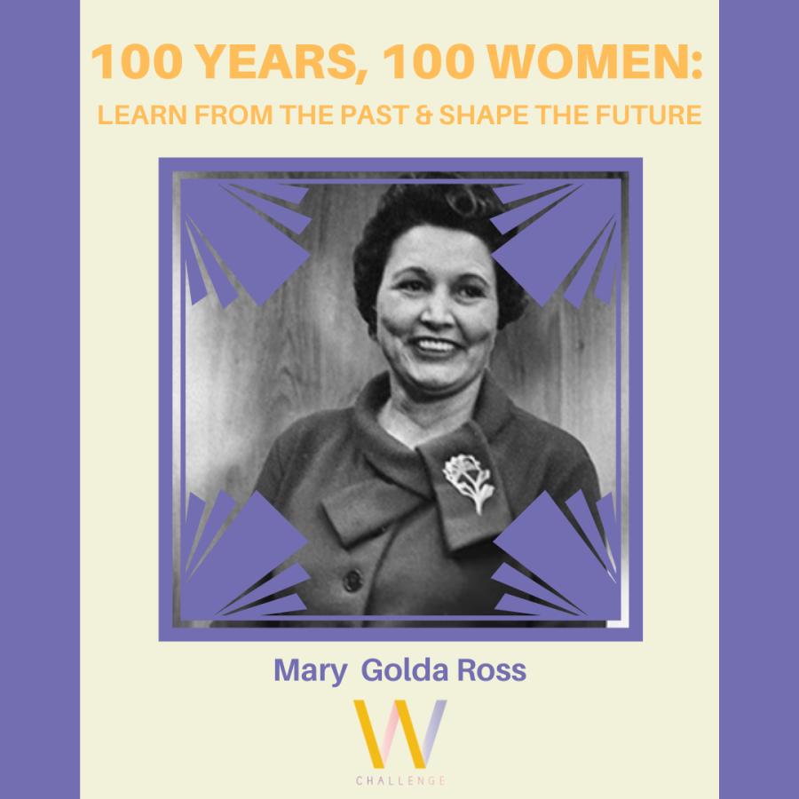 Mary Golda Ross, 1908-2008