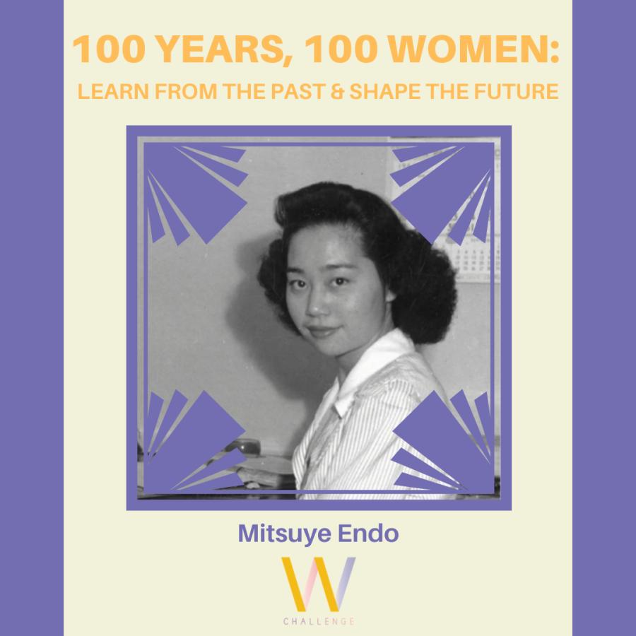 Mitsuye Endo, 1920-2006