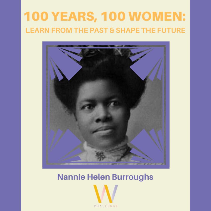 Nannie Helen Burroughs, 1879-1961