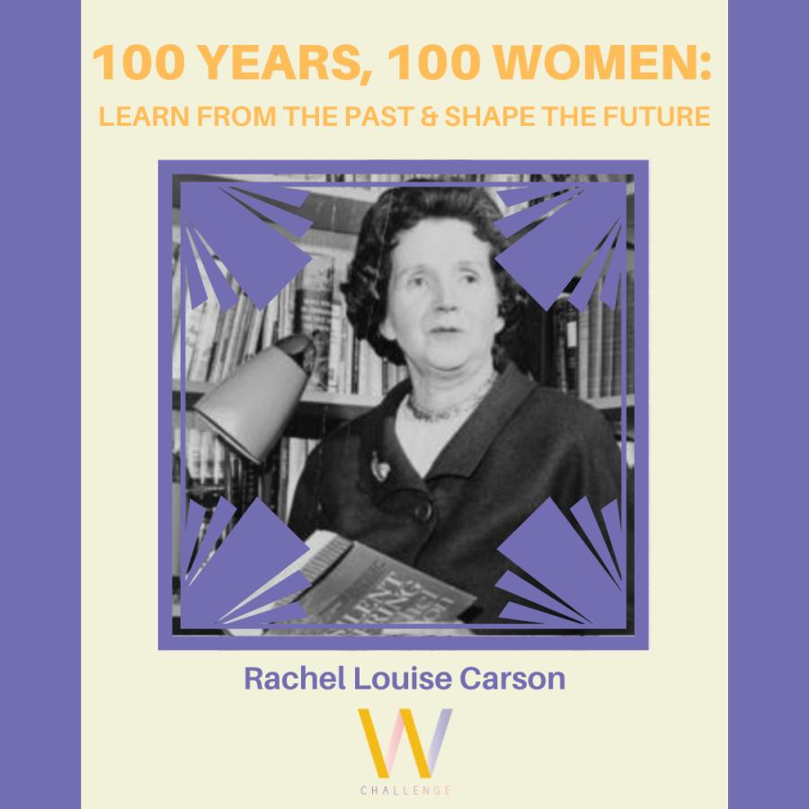 Rachel Louise Carson, 1907-1964