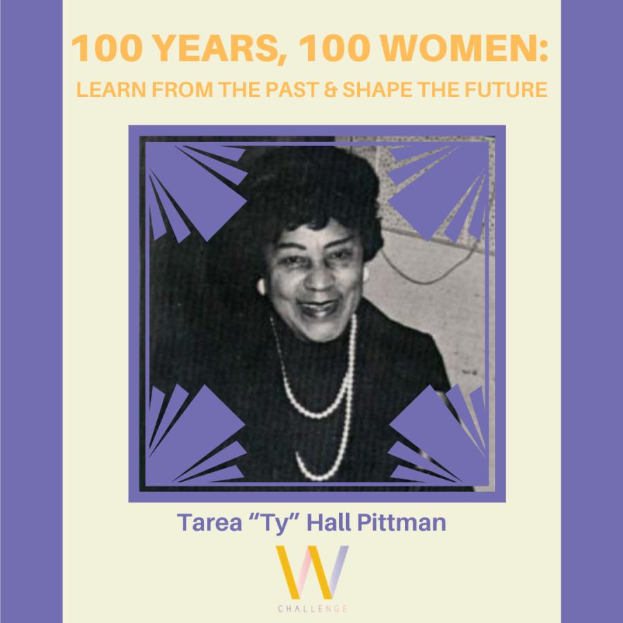"Tarea ""Ty"" Hall Pittman, 1903-1991"