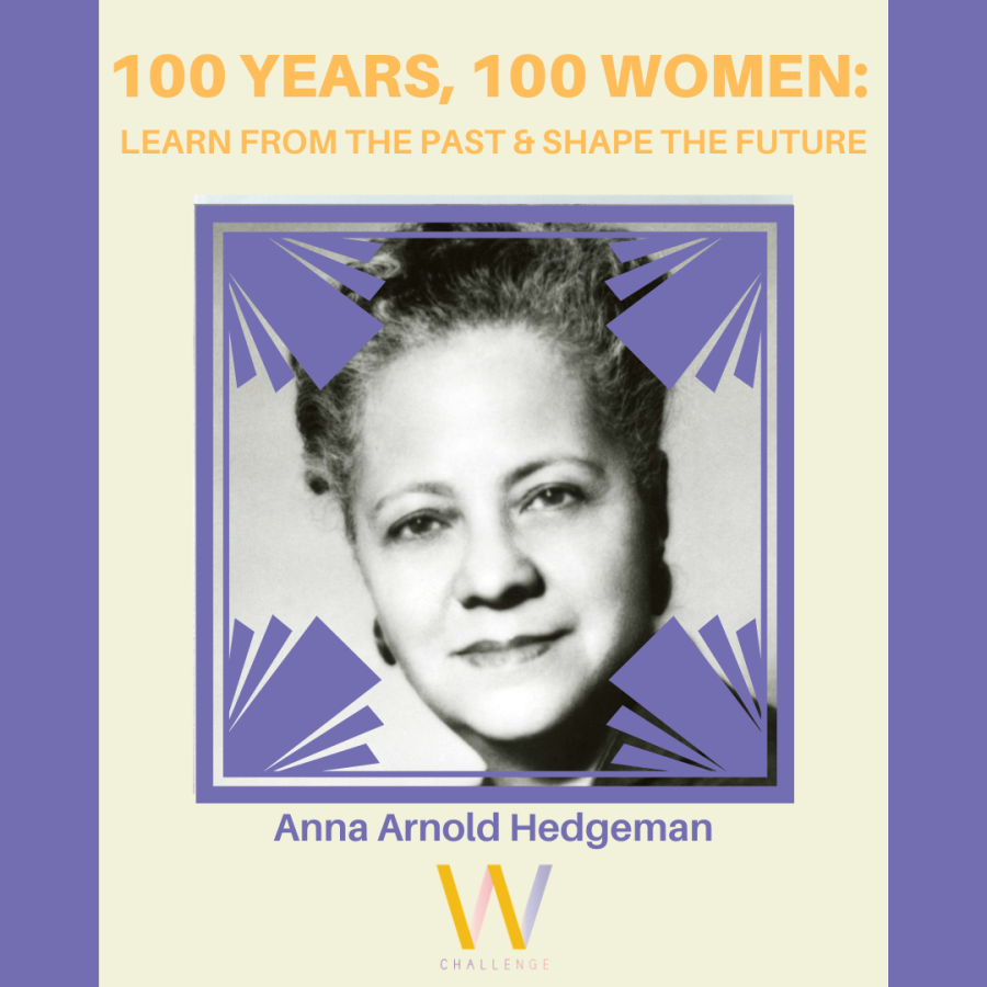 Anna Arnold Hedgeman, 1899-1990