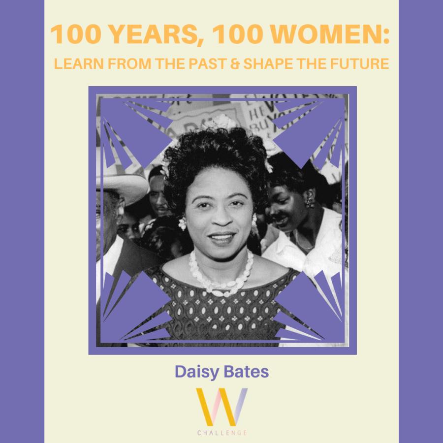 Daisy Bates, 1914-1999