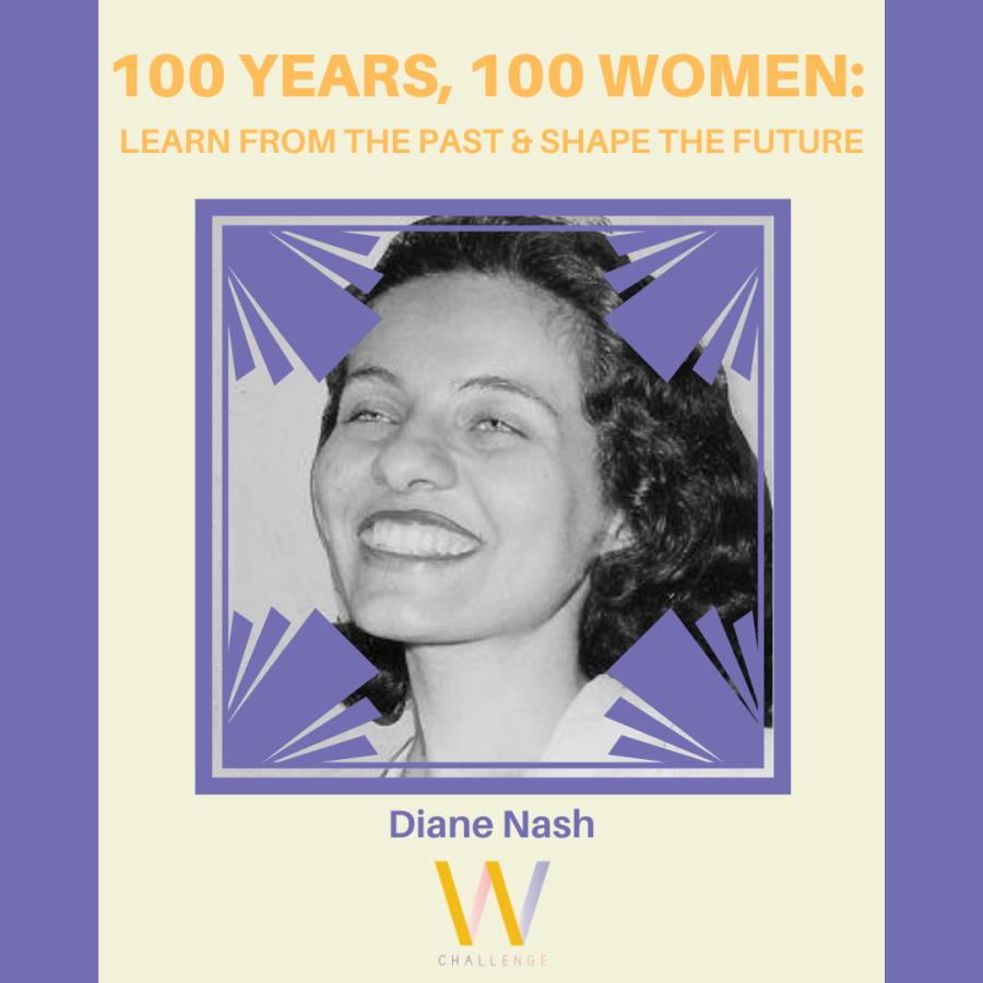 Diane Nash, 1938 – Present