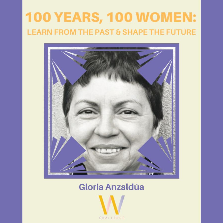 Gloria Anzaldúa, 1942-2004