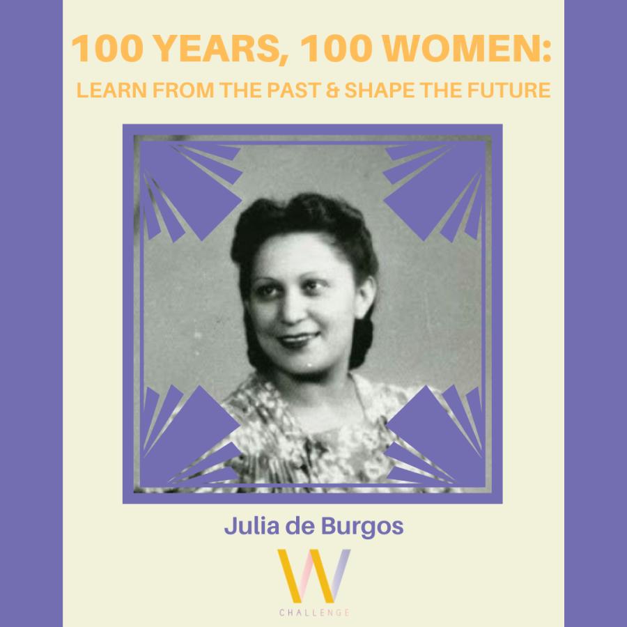 Julia de Burgos, 1914-1953