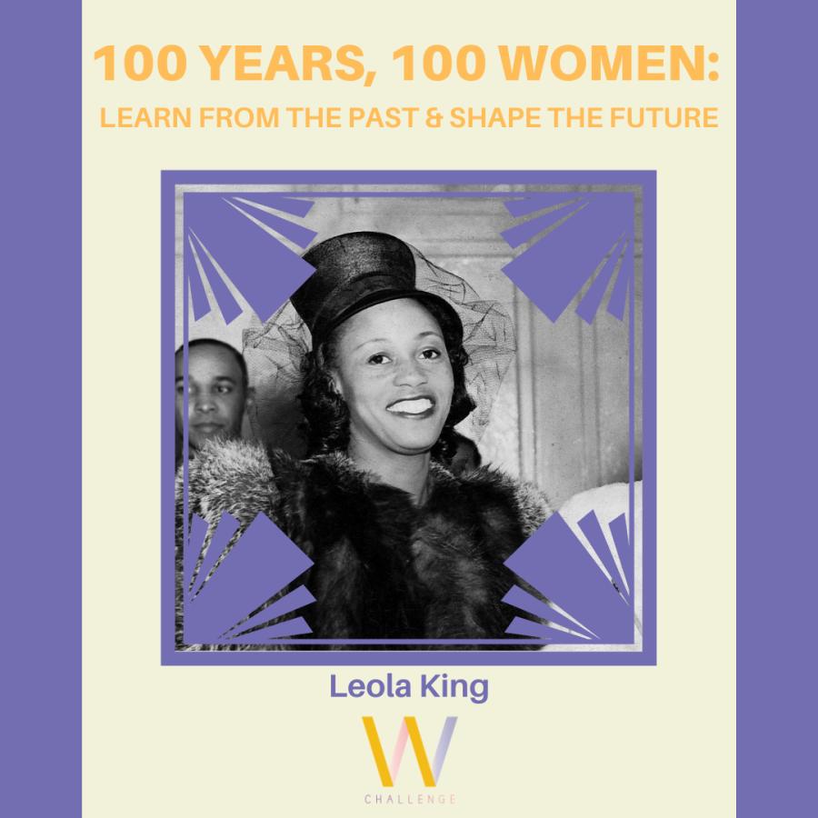 Leola King, 1919- 2015