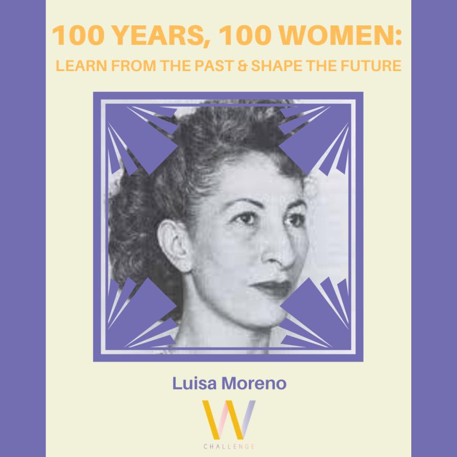 Luisa Moreno, 1906-1992