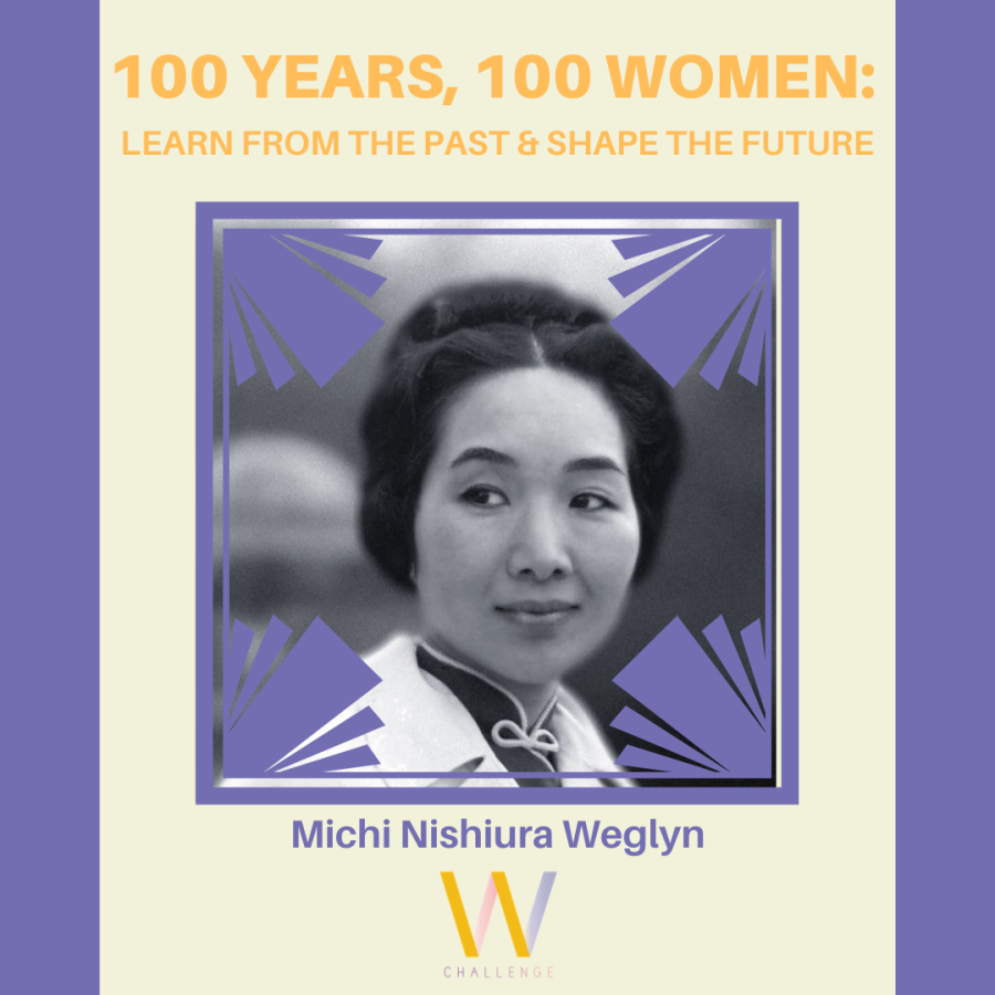 Michi Nishiura Weglyn, 1926-1999