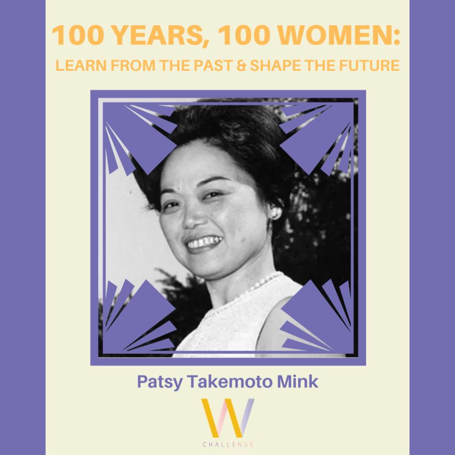 Patsy Takemoto Mink, 1927-2002