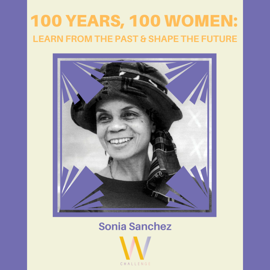 Sonia Sanchez, 1934 – Present