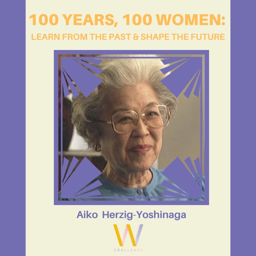 Aiko Herzig-Yoshinaga, 1925-2018