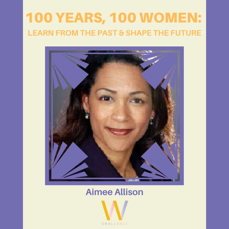 Aimee Allison, 1969-Present