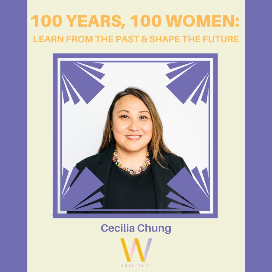 Cecilia Chung, 1965 - present