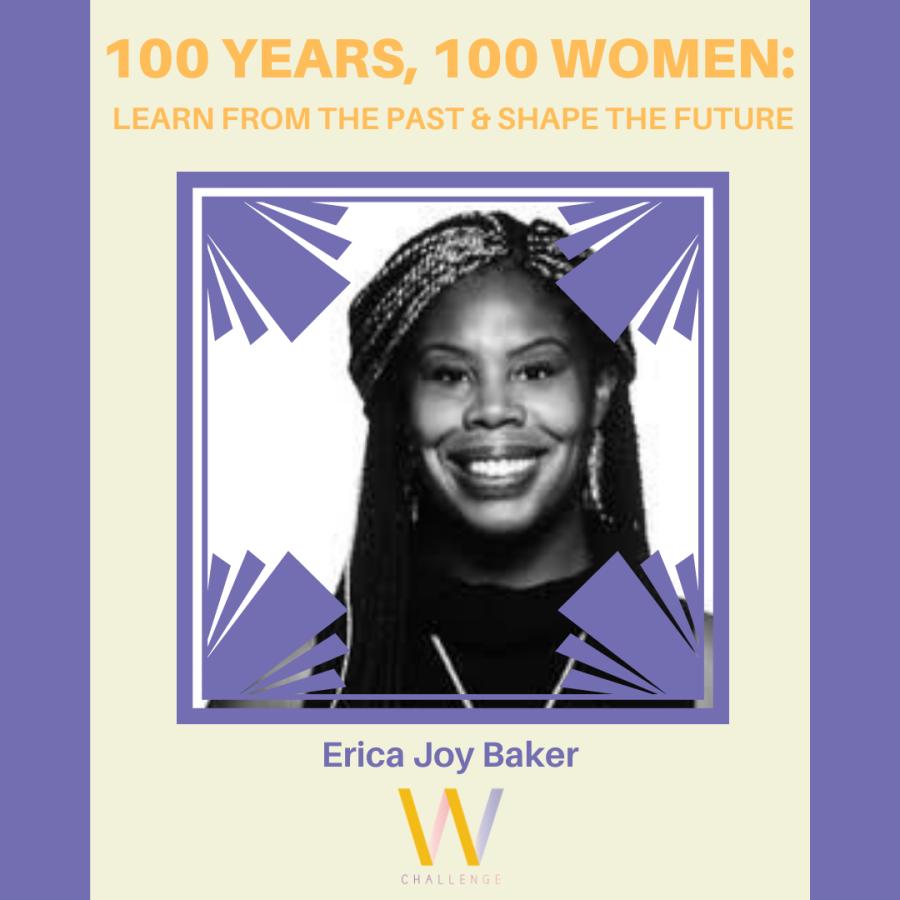 Erica Joy Baker, 1980- Present