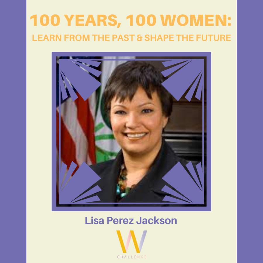 Lisa Perez Jackson, 1962- Present