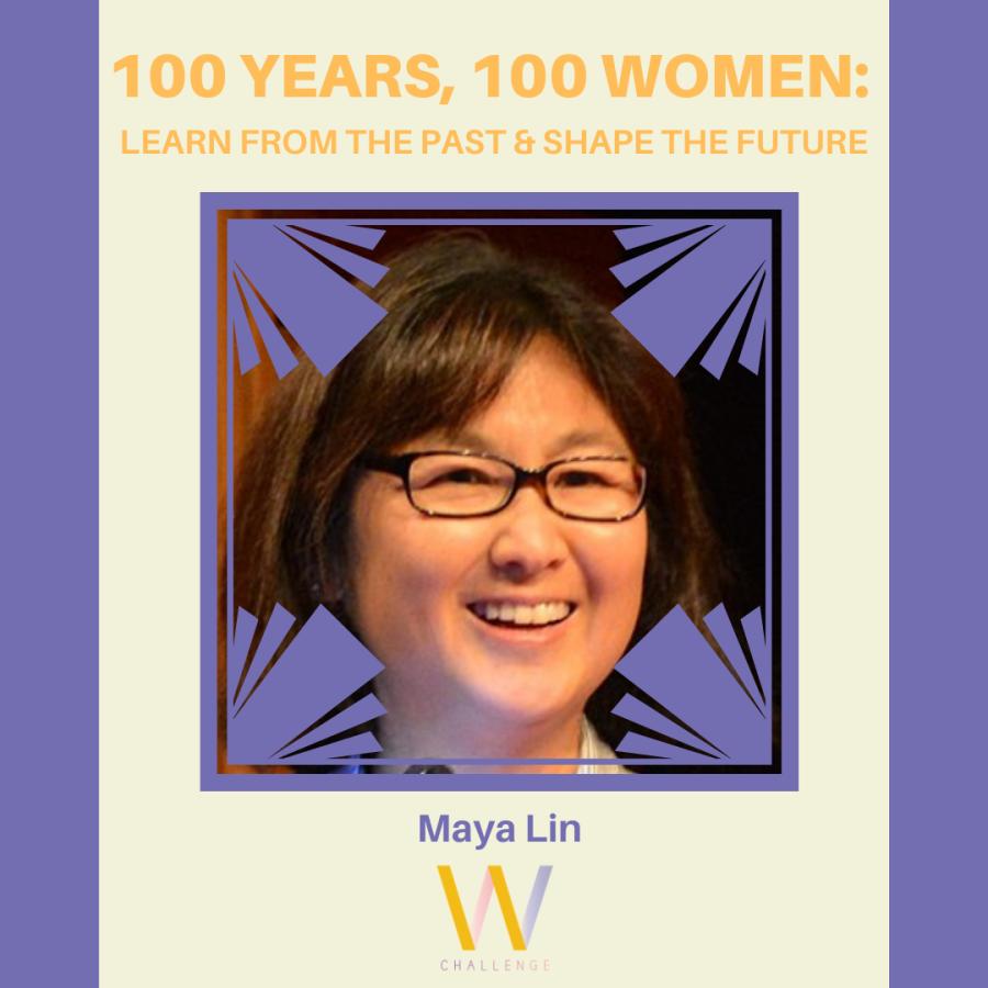 Maya Lin, 1959-Present
