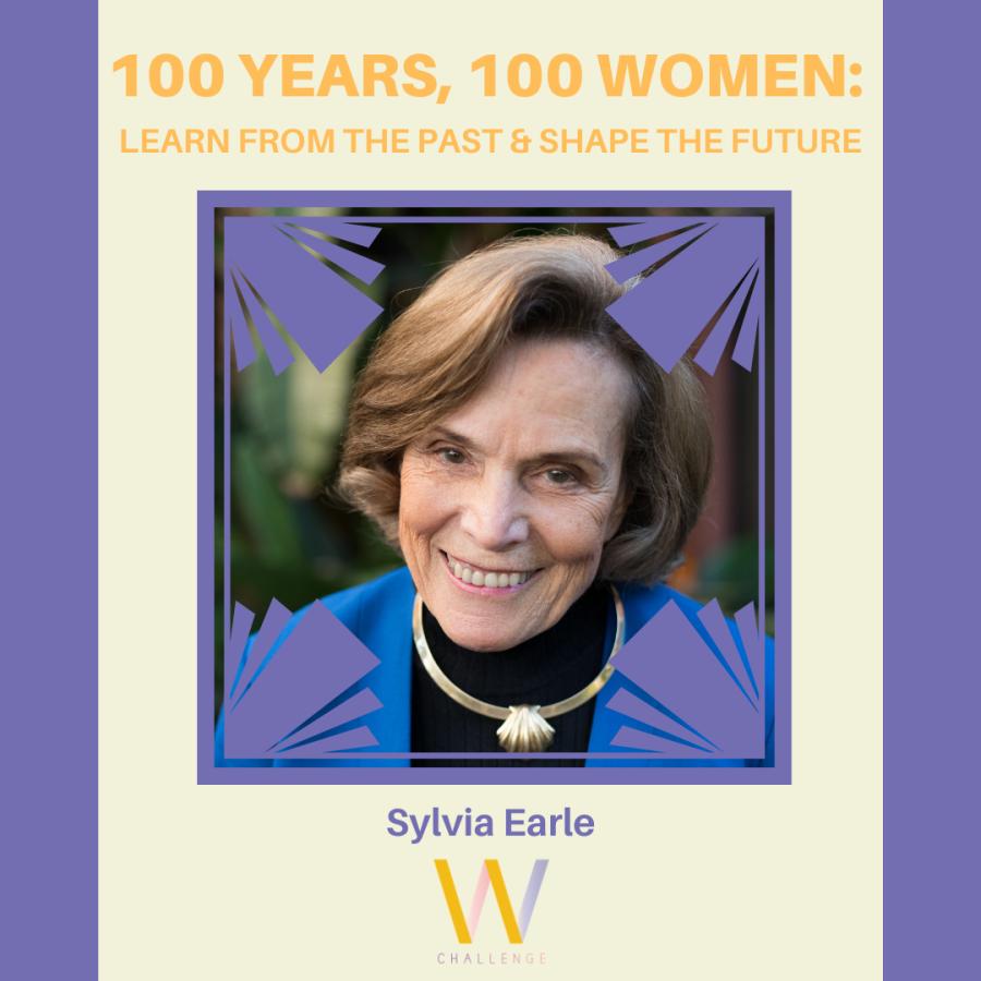 Sylvia Earle, 1935 - present
