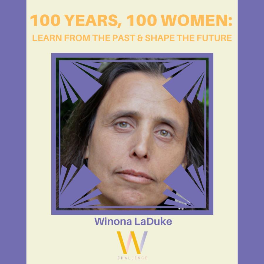 Winona LaDuke, 1959-Present